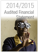 2014/2015 Audited Financial Statement