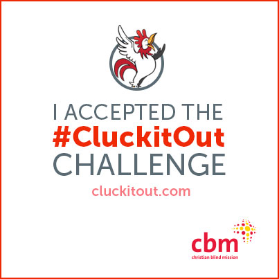 I accepted the Cluck it Out Challenge