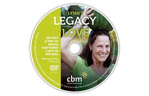 Lynn Jeffs Legacy of Love DVD