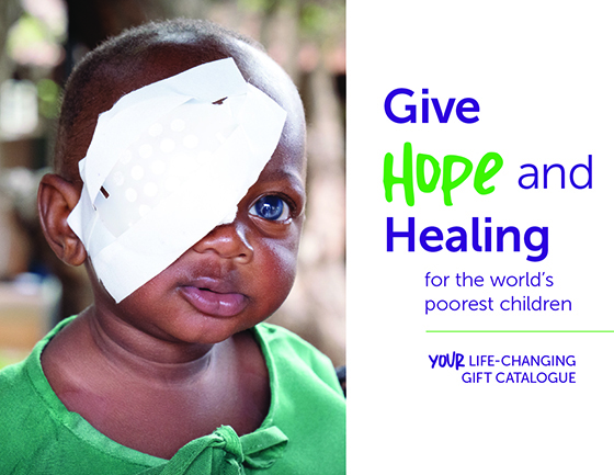 Give Hope and Healing