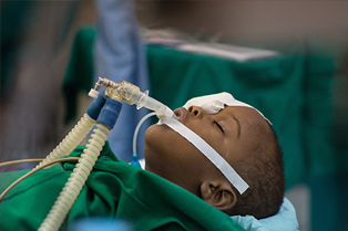Thanks to you, Hafsa received the miracle she needed